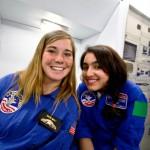 Neue Freunde beim Space Camp kennen lernen