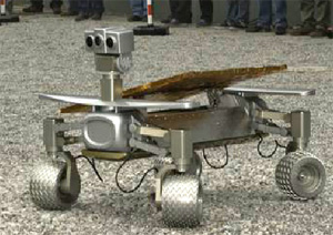 Asimov Jr. Rover (Part-Time Scientists)