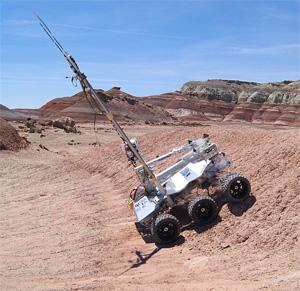 Magma2 Rover Polish Marssociety