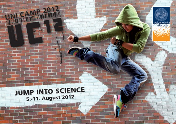 Unicamp 2012 - jump into science vom 3. - 11. Aug. 2012