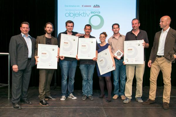 Gewinner Objektiv 2013 (c) APA-Fotoservice/Ludwig Schedl