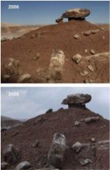 Zum Vergleich: Jason's Rock 2008 und 2006