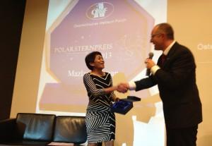 Polarsternpreis 2013 ergeht an Othman Mazlan