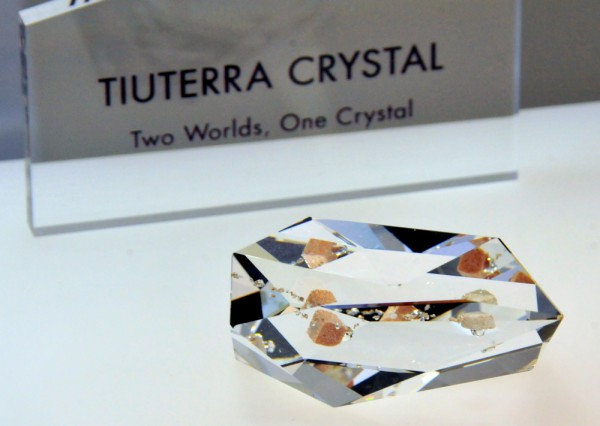 Yuri's Night 2014 TiuTerra Crystal (c) ÖWF (Kerstin Zimmermann)